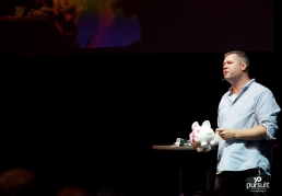 Pursuit Conference 2017: Guest Jason Small