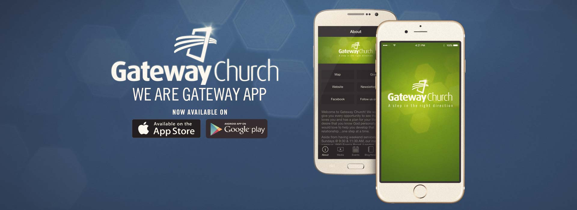 Gateway Church App