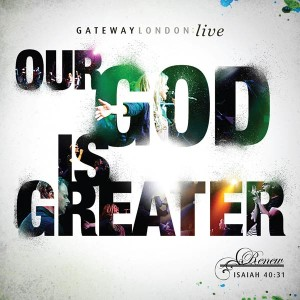 Our God is Greater CD