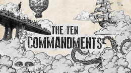 The Ten Commandments - feature