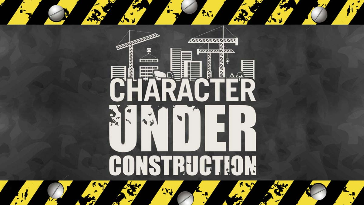 Calendar Ontario : Character under construction we are gateway london